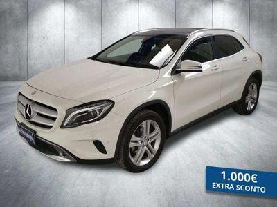usata Mercedes GLA220 CLASSE GLAd Enduro 177cv auto