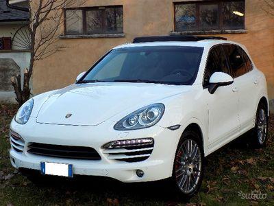 gebraucht Porsche Cayenne 3.0D-102.000km-FULL-GARANZIA-2014