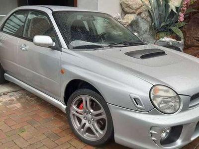 usata Subaru Impreza 2.0 turbo 16V WRX permuto come nuova