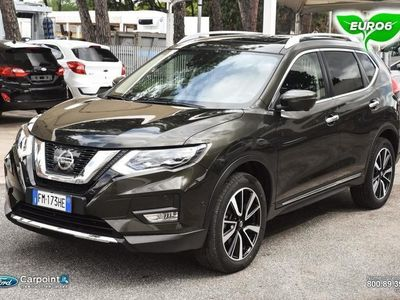 brugt Nissan X-Trail 2.0 dci Tekna 2wd xtronic