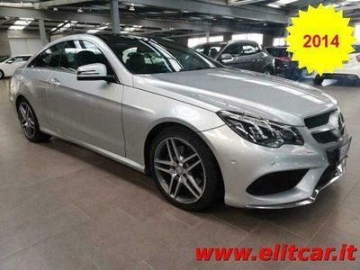usata Mercedes E250 CDI Coupé Premium