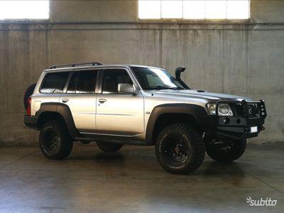 usata Nissan Patrol Patrol GR 3.0 TD Di 5 porte Luxury Wagon