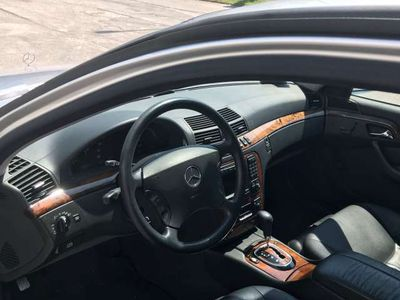 begagnad Mercedes S320 CDI cat