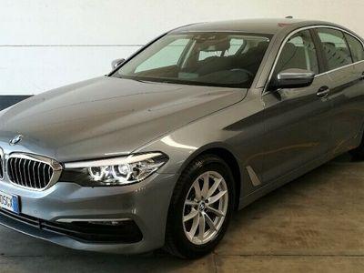 usata BMW 520 Serie 5 d xDrive Business del 2019 usata a Rovigo