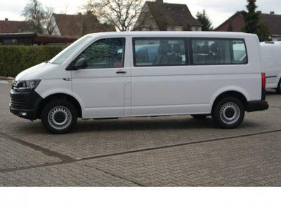 gebraucht VW T6 Kombi Kombi 2.0 Bmt Lang Tdi 8 Sitze Klima Radio