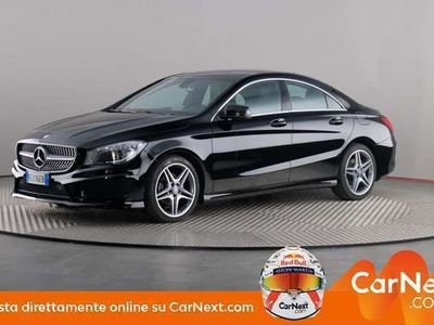 usata Mercedes CLA200 D Premium