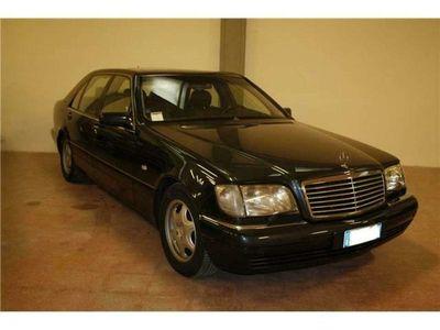 usata Mercedes S600 seriesel