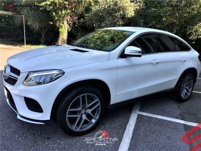 used Mercedes GLE350 TUA A 648€ AL MESE d 4Matic Coupé Premium AMG