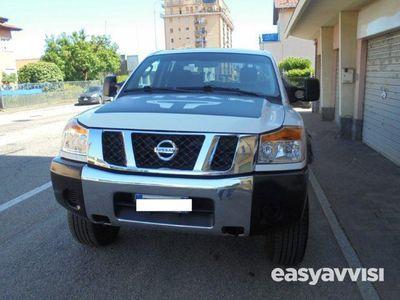 used Nissan Titan 5600 v8 benzina/gpl