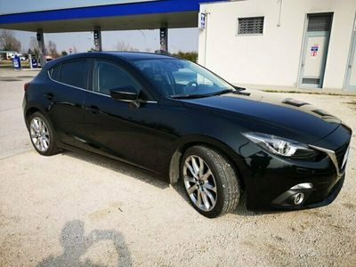 usata Mazda 3 2.2 Skyactiv-D Exceed Automatica - Pelle