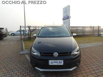 brugt VW Polo Cross 1.2 TSI BlueMotion Technology