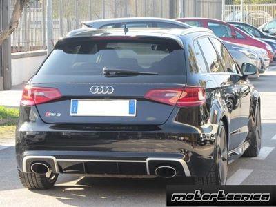 usata Audi RS3 SPB 2.5 TFSI quattro S tronic