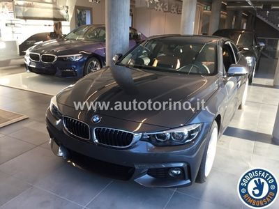 used BMW 420 SERIE 4 COUPE D XDRIVE COUPE` MSPORT