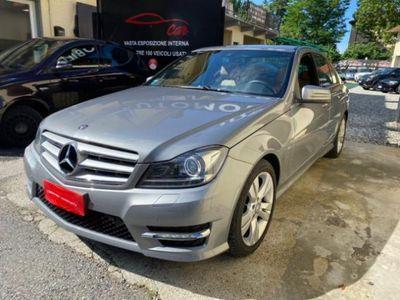 usata Mercedes C350 BlueEFFICIENCY Avantgarde