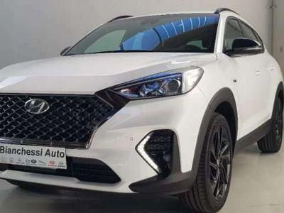 usata Hyundai Tucson 1.6 CRDi 136CV 48V XPrime + sp + N