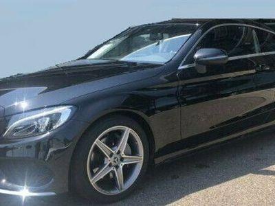 usata Mercedes C220 D Coup Premium Navi Led