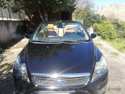 usata Ford Focus Cabriolet Focus 2.0 TDCi (136CV) CC Tit. DPF