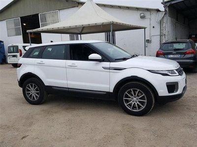 usata Land Rover Range Rover evoque 2.0 TD4 150cv Pure Auto