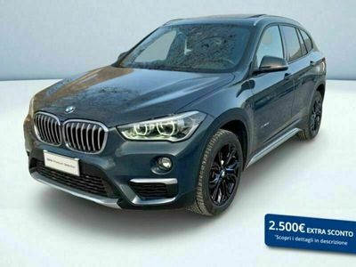 usata BMW X1 xdrive20d xLine auto