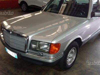 używany Mercedes 380 se- asi