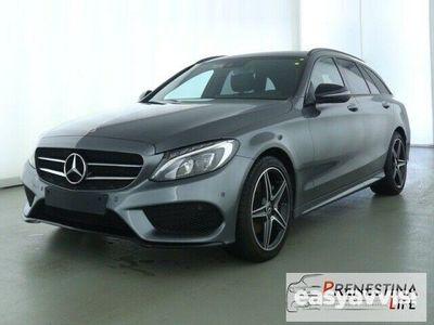 käytetty Mercedes C200 d S.W. pacchetto AMG full/ garanzia mercedes/ rif. 11420122
