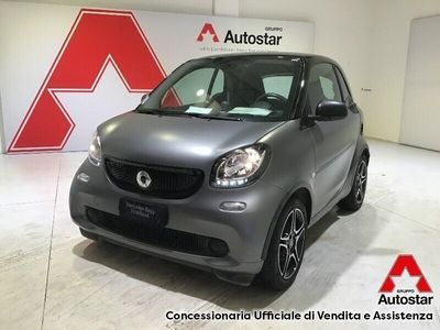 used Smart ForTwo Coupé 90 0.9 Turbo twinamic Urban