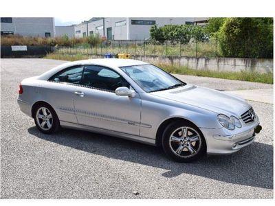usata Mercedes CLK240 Avantgarde a metano