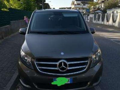 usata Mercedes V220 d Executive Long