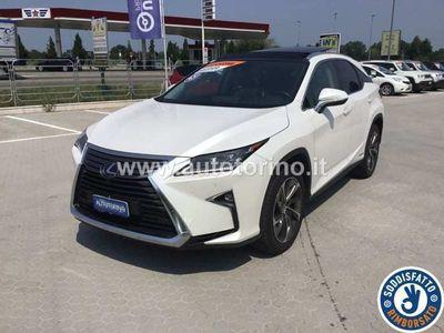 usata Lexus RX450h RX3.5 Luxury 263cv cvt