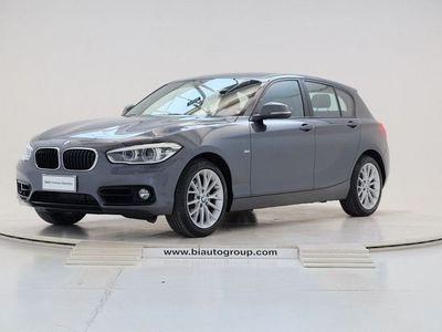 used BMW 118 d 5p. Sport