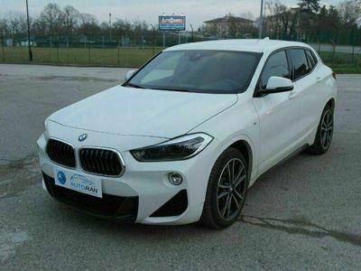 usata BMW X2 sDrive18i Msport