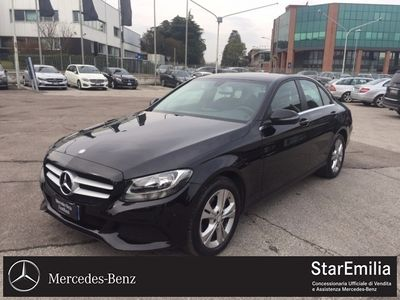 usata Mercedes C200 d Automatic Business