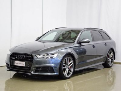used Audi A6 Avant 3.0 TDI Competition quattro tiptronic