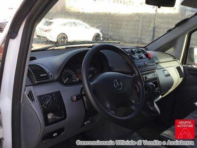 usata Mercedes Vito 2.2 111 CDI PL-SL-TN Furgone Exlong