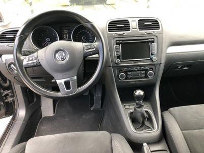 used VW Golf 2.0 TDI 140CV DPF 5p. Highline