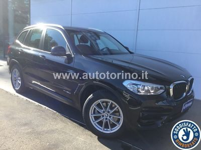 usado BMW X3 X3xdrive20d Business Advantage 190cv auto