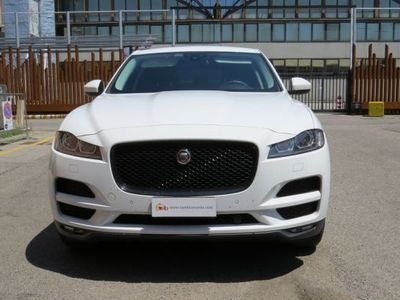 usata Jaguar F-Pace 2.0 D 180 CV aut. Prestige