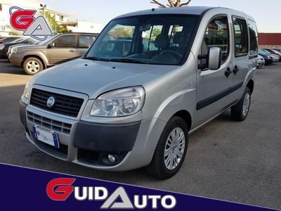 used Fiat Doblò 1.9 MJ Dynamic