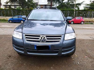 usata VW Touareg 2.5 TDI tiptronic BlueMotion Tec