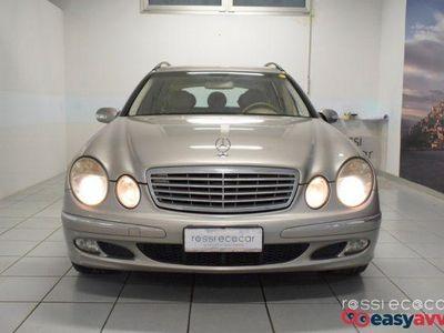 używany Mercedes E220 CDI cat S.W. Elegance rif. 10614346