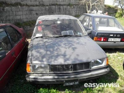used Peugeot 305 s5 benzina