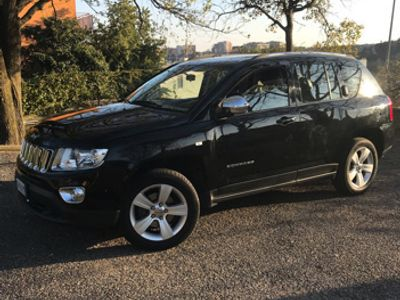 usado Jeep Compass CRD limited 2.2 2WD