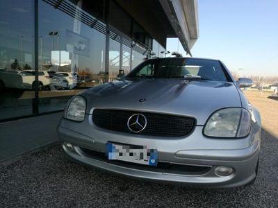 gebraucht Mercedes SLK200 Kompressor cat