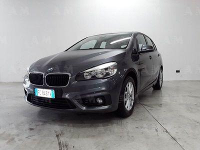 usata BMW 216 Serie 2 Active Tourer d Luxury del 2016 usata a Spoltore