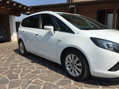 gebraucht Opel Zafira Tourer 1.4 Turbo 140CV aut. Cosmo