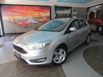 usata Ford Focus 1.5 TDCi 95 CV/CRUISE/BLUE&ME/LED/EURO 5B/BELLA!