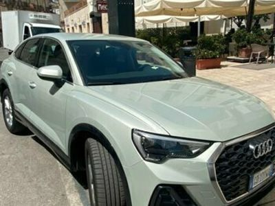 usata Audi Q3 Sportback 1.5 TFSI mild hybrid business p