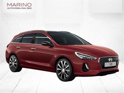 usata Hyundai i30 3ª serie Wagon 1.6 CRDi 115CV DCT Business Bari