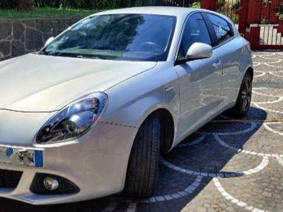 usata Alfa Romeo Giulietta 2.0 JTDm-2 150 CV Distinctive Bianco Perla