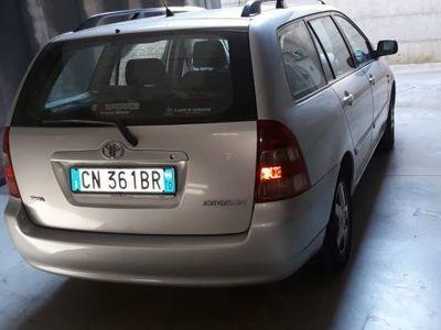 brugt Toyota Corolla 2.0 tdi D-4D Station Wagon